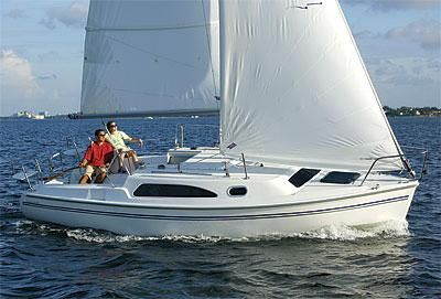 Catalina 250 Wing Keel: these are the best boats to sail