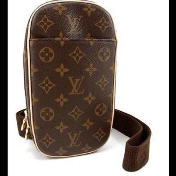 d6b4bb3f53a6 Louis Vuitton fanny pack  cross body bag In excellent condition. Vintage! Louis  Vuitton Bags Crossbody Bags