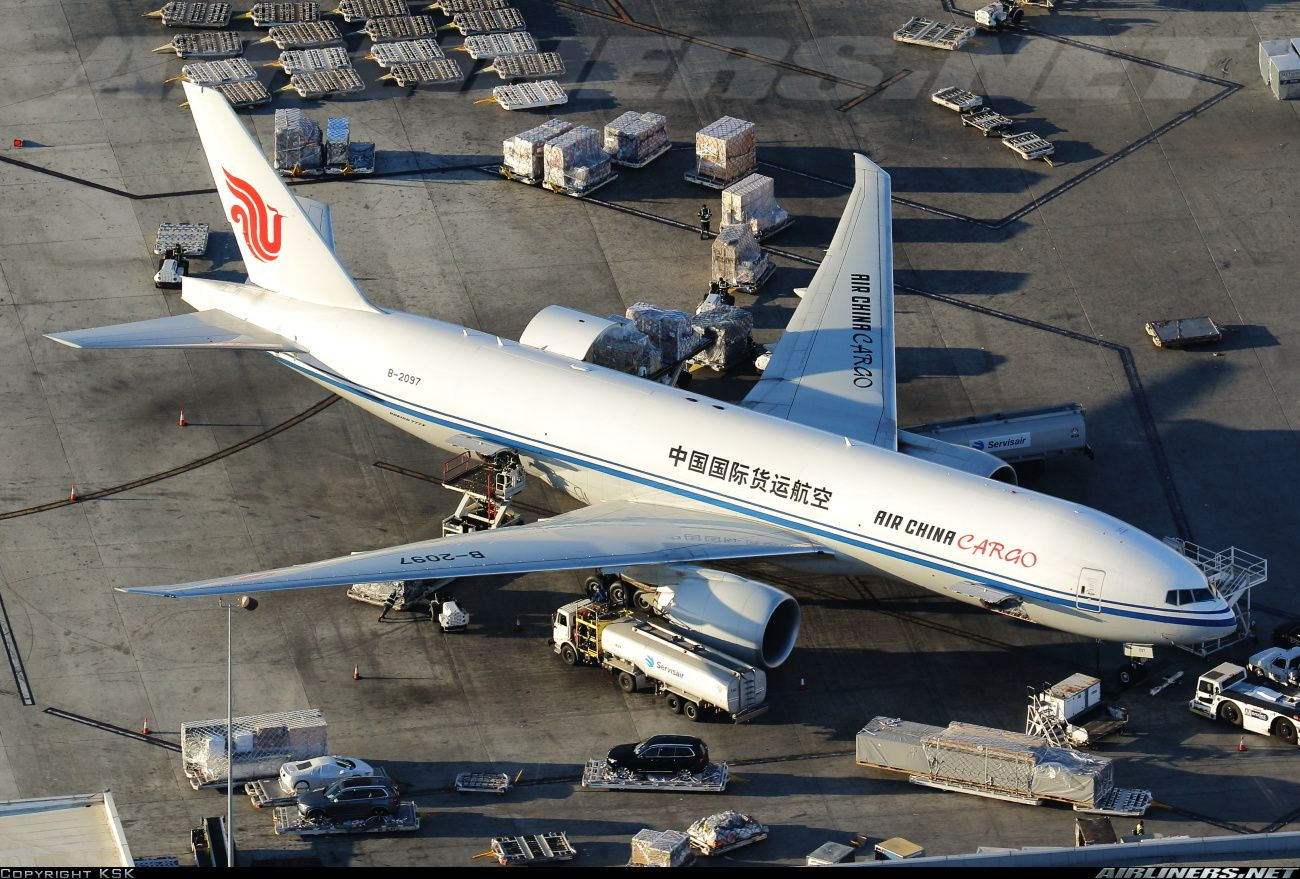 Boeing 777FFT ..(画像あり)