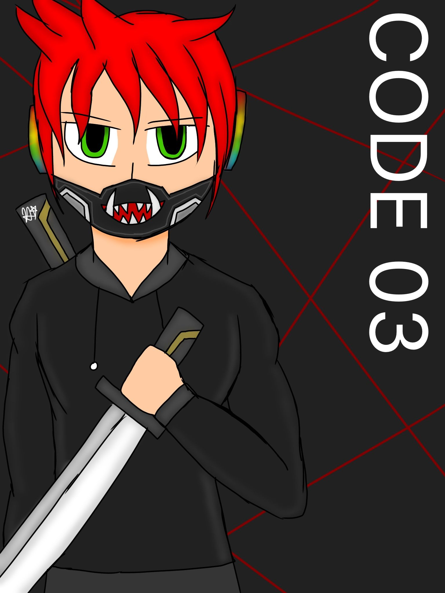 Silent Dark Roblox - Roblox Art Code 03
