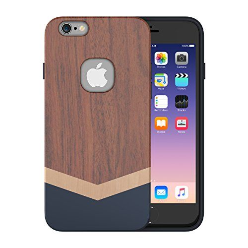 cover legno iphone 6 plus