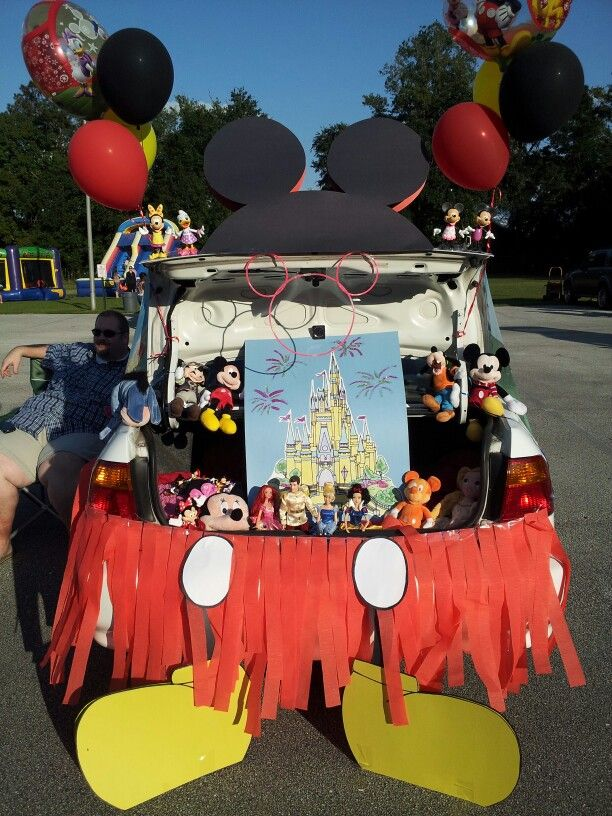 13 Trunk Or Treat Ideas For Halloween