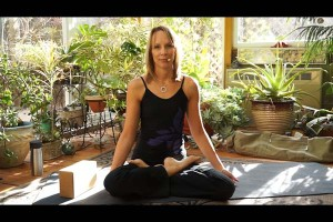 yoga with melissa 161 lotus pose lakshmi series aadi