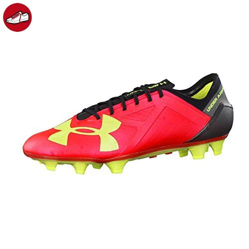 Under Armour Herren UA Spotlight DL FG Fußballschuhe, Gelb (High-Vis Yellow 731), 42 EU (7.5 UK)