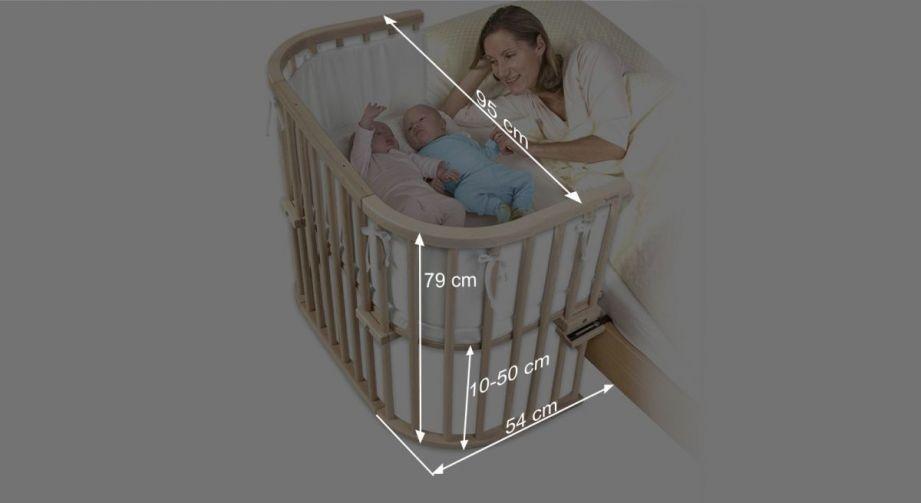 Bemassungsgrafik Zum Beistellbett Babybay Maxi Bassinet Bed Decor