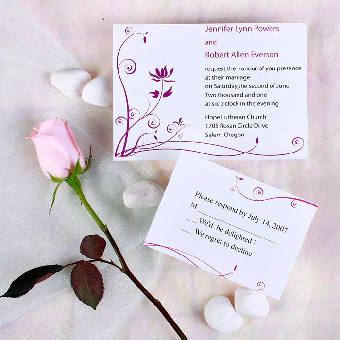 Beautiful Flower Wedding Invitations Ins047 Ins047 0 00 Invitation Store Flower Wedding Invitation Cheap Wedding Invitations Unique Wedding Invitations