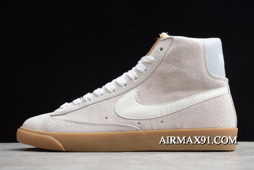 Photo of Nike Shoes 80% OFF!> Women/Men Discount 2020 Nike Blazer Mid Retro OG Light Grey…