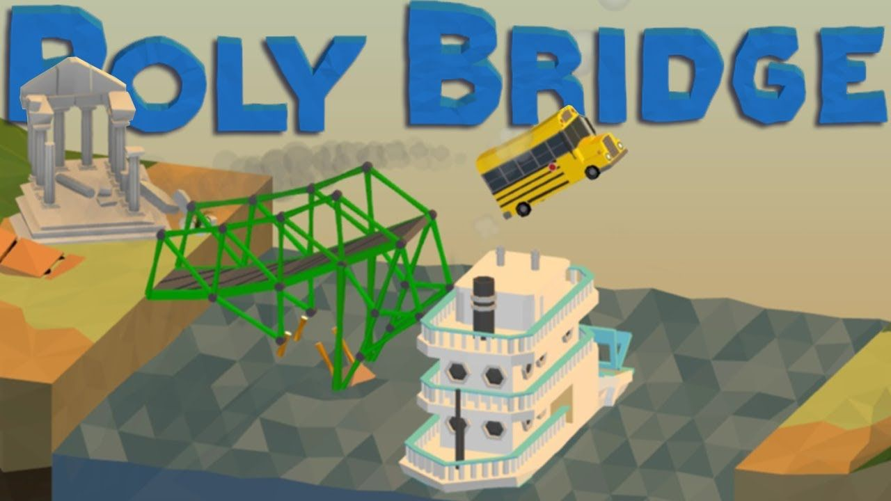 poly bridge mod apk free download