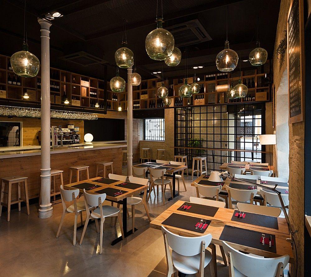 Architecture interiors also restaurant pacatar donaire arquitectos restaurants cafes and bar rh pinterest