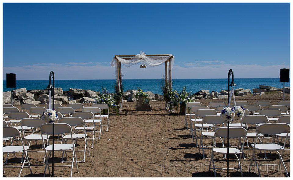 Kenosha Southport Beach House Hoffmann Wi Wedding Photographer
