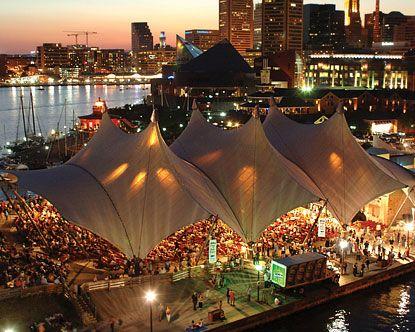 Baltimore Nightlife | Baltimore nightlife, Night life ...