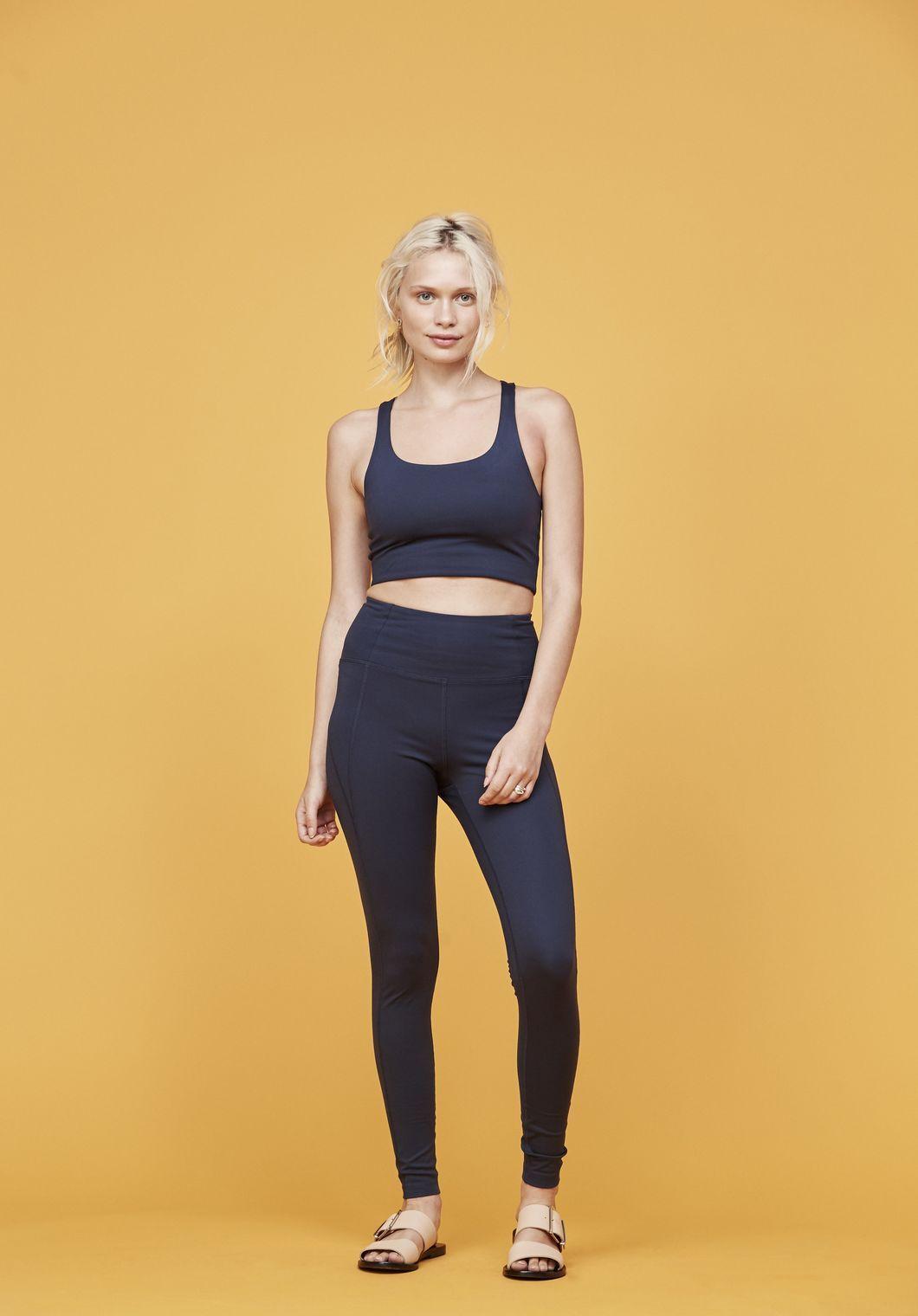 fe0a02c931 Midnight Compressive High-Rise Legging - 28.5 | Clothing | Black ...