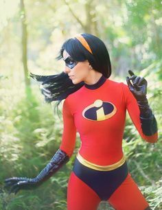 Violet Incredible costume & Violet Incredible costume | Disney / Pixar Costumes | Pinterest ...