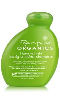 Renpure Organics shampoo & conditioner