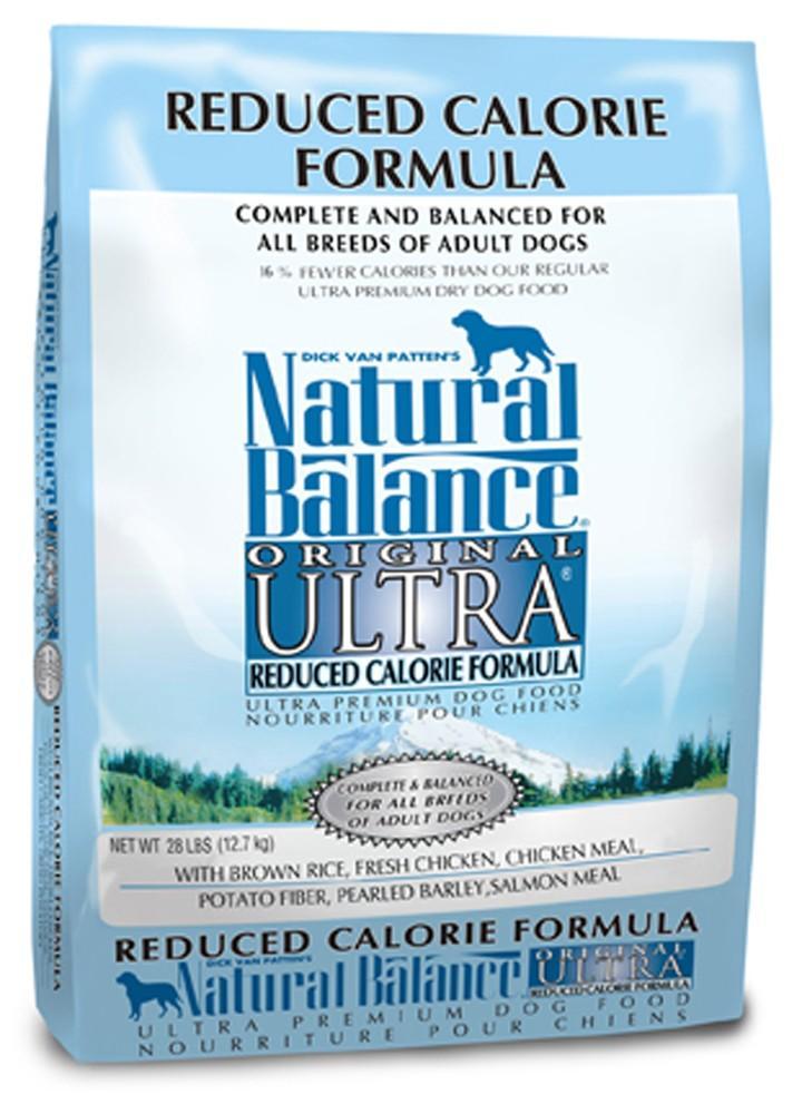 Natural Balance Original Ultra Reduced Calorie Formula Dry Dog