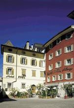 HOTEL FIGL is situated in the old centre of Bolzano. Friendly staff, lovely rooms. Quite a nice place to stay.