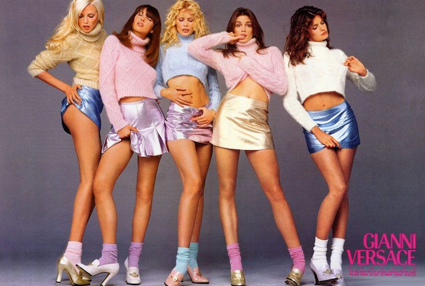 Best Fashion Moments of the 90s - 90s Fashion Trends - Marie Claire