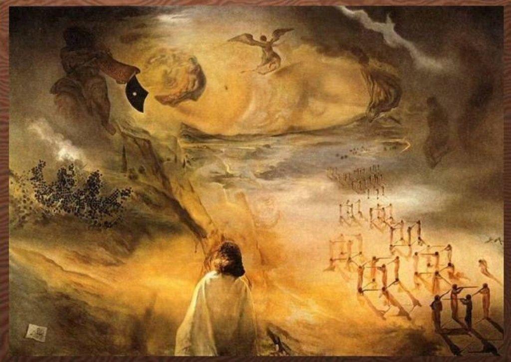 salvador dali vision of hell essay