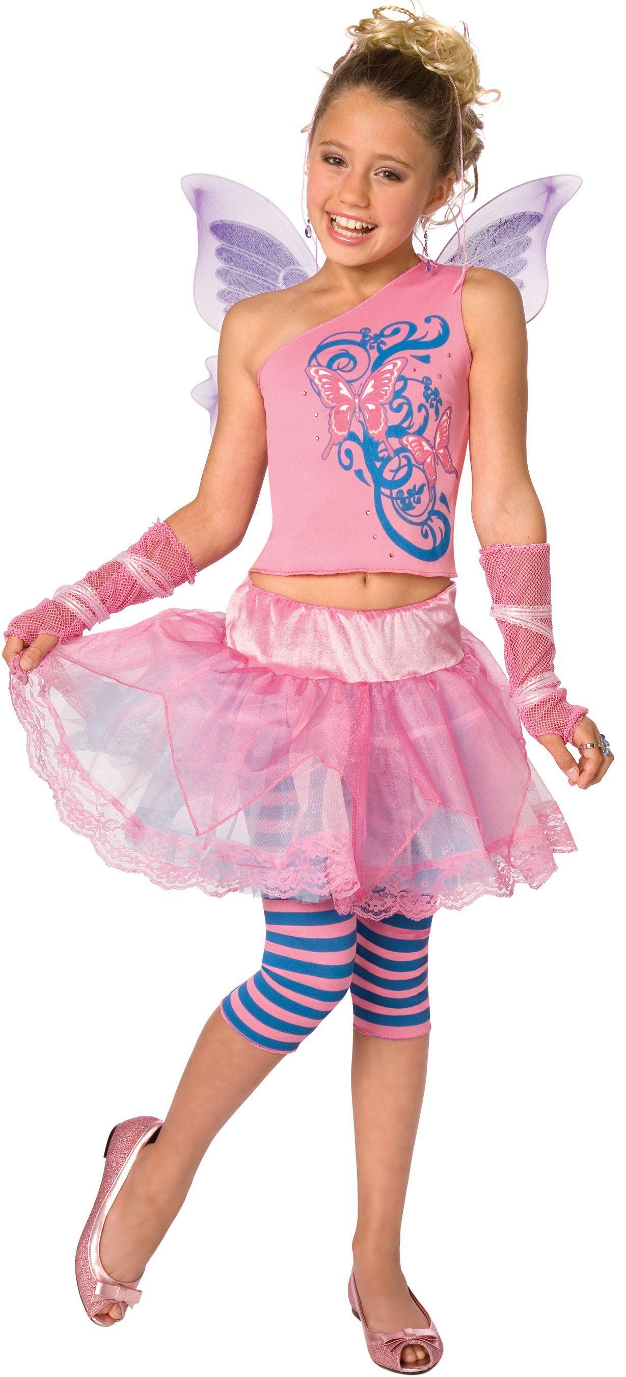 Butterfly Fairy Child Costume   Everything   Pinterest   Children ...