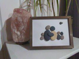 Diy beach pebble art at crazydiymom diy decor pinterest pebble diy beach pebble art at crazydiymom solutioingenieria Image collections