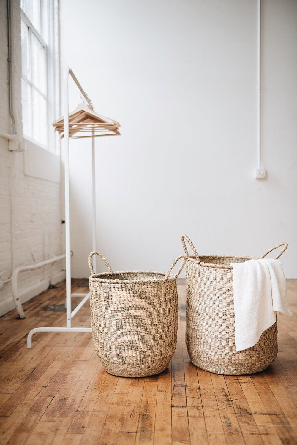 Laundry Day Made Better Woven Baskets Storage Ethical Homewares