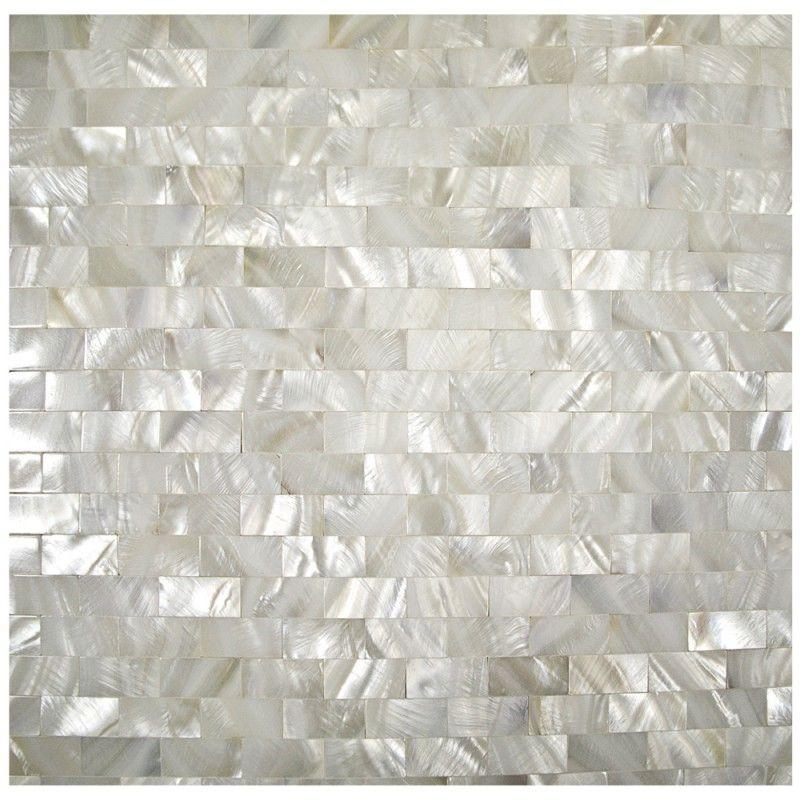 Mother Of Pearl Tile Fresh Water Shell Tiles Seamless Subway Wall Tiles Kitchen Backsplash Natural Seashell Mosaic Pearl Tile Mother Of Pearl Backsplash Mosaic Bathroom Tile