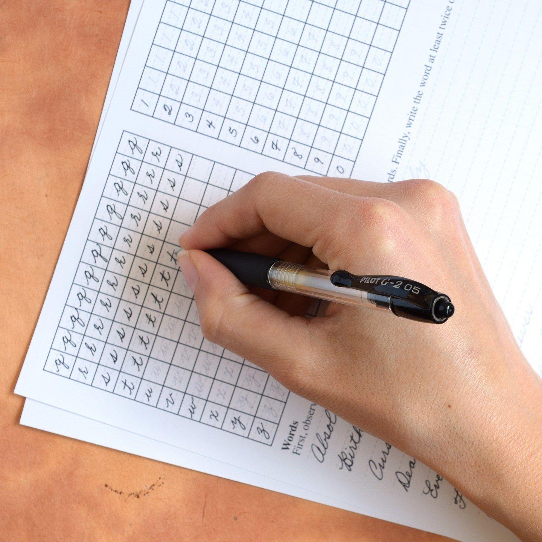Improve Your Cursive Worksheet Set
