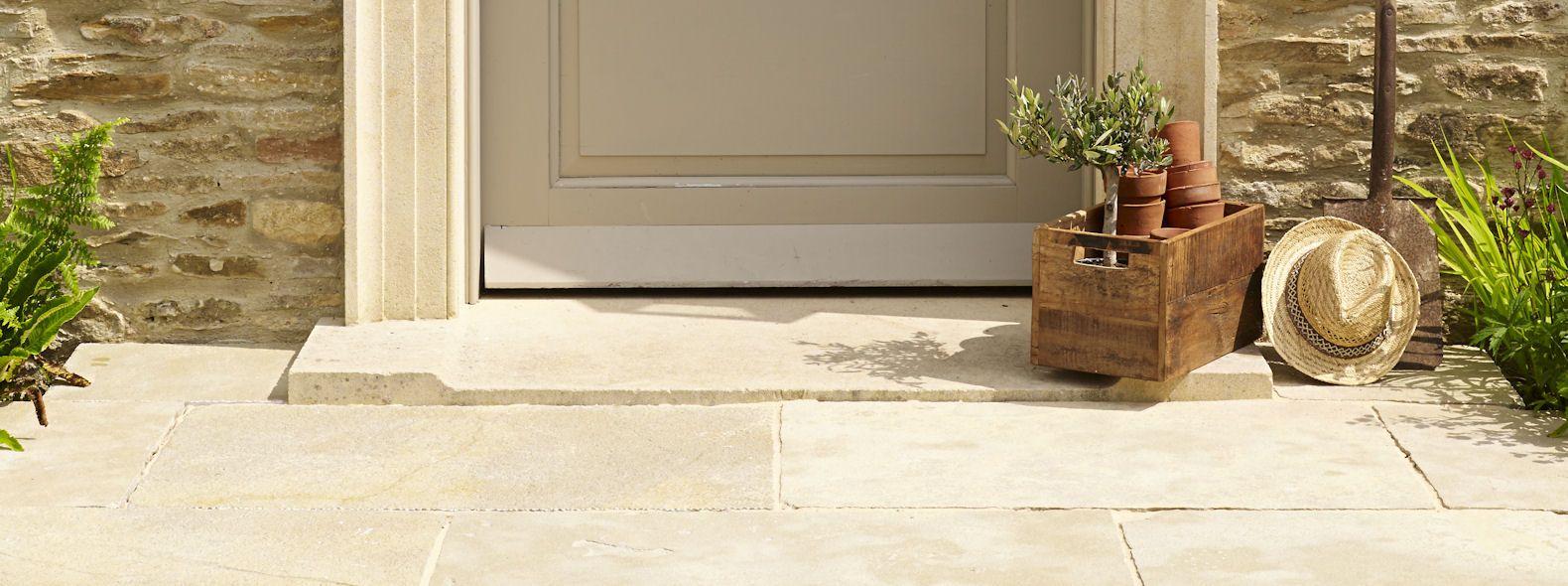 outdoor stone cobbles hertford st pinterest stone gardens