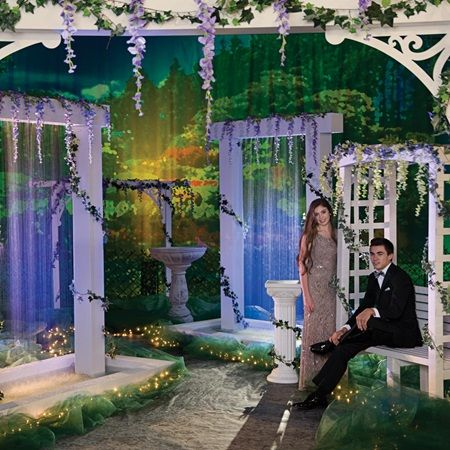 Paradise Park Complete Theme Jaw Dropping And Stunning The Perfect Romantic Prom Shop Our Store For Ideas Supplies Today