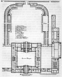 Christiansborg Palace 1st Wikipedia The Free Encyclopedia Castle Floor Plan Palace Urban Design Plan