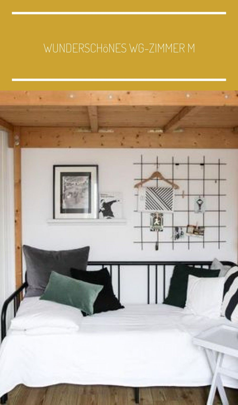 Wunderschones Wg Zimmer Mit Eingebautem Hochbett In Bielefelder