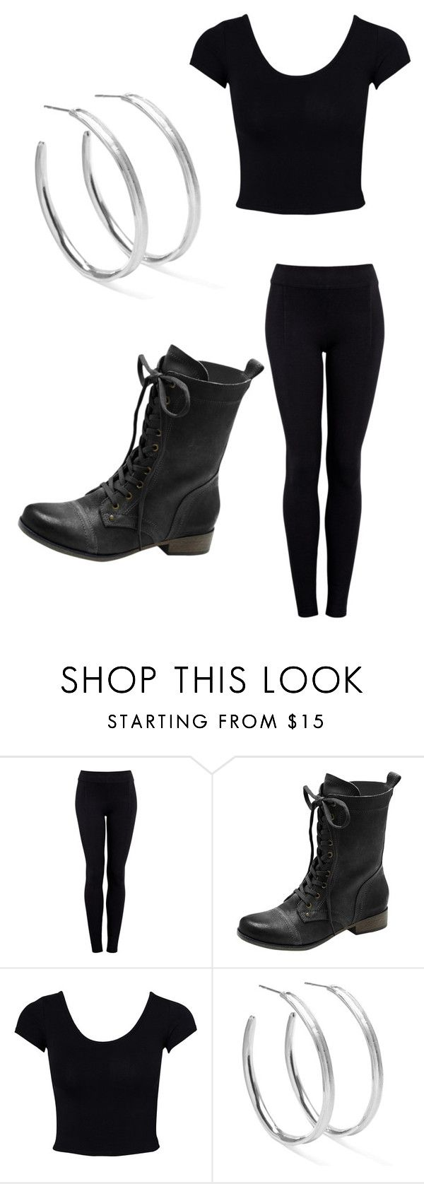 """""""Going to school"""" by bosschick101 ❤ liked on Polyvore featuring Helmut by Helmut Lang, Vince Camuto, Estradeur and Ippolita"""