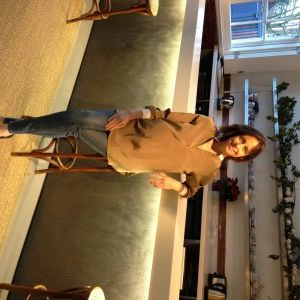 Well Rounded in London with @MiH Jeans founder Chloe Lonsdale