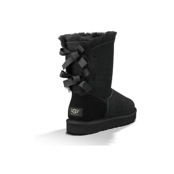 38be2064c63 UGG Bailey Bow: Size 12 ($205) ❤ liked on Polyvore featuring shoes ...