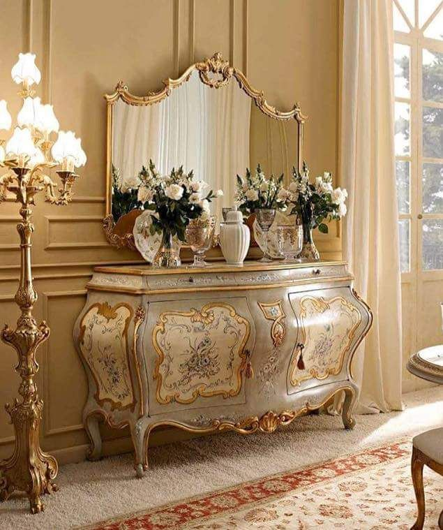 Cucina Stile Barocco Veneziano. Barocco Arredamento Mobili E ...