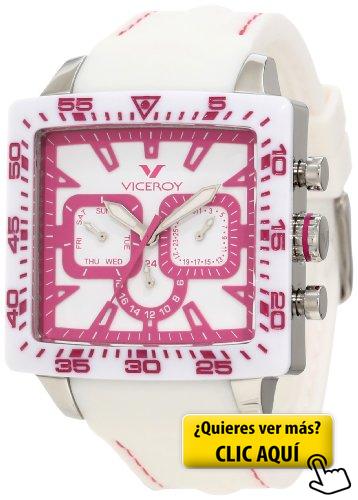 fac6a89fbe01 Viceroy 432101-95 - Reloj analógico unisex de...  reloj