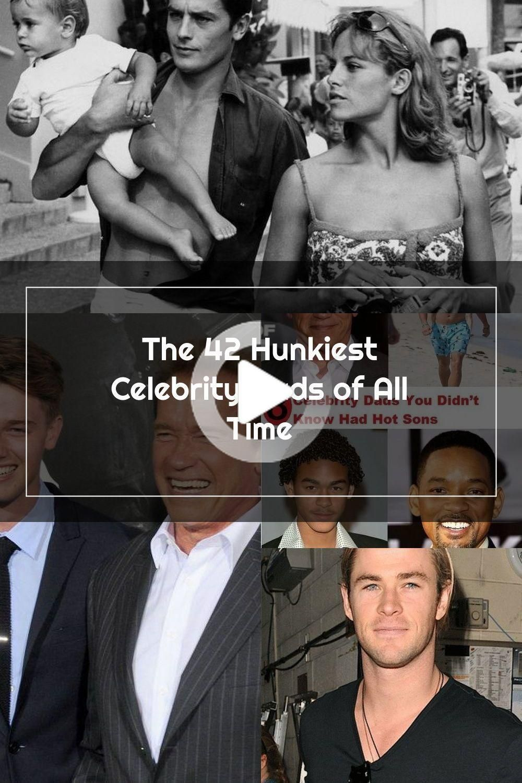 96 -  Hot Celebrity Dads – Celebrity Dads Celebrity dads Celebrity-dads Chris hemsworth Got7 Celebri