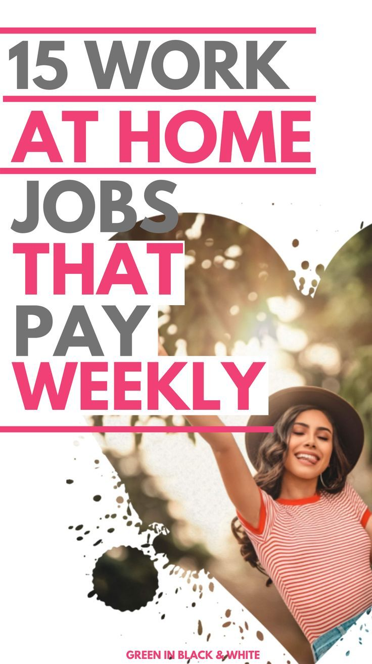 If youre looking for legit work from home jobs that pay