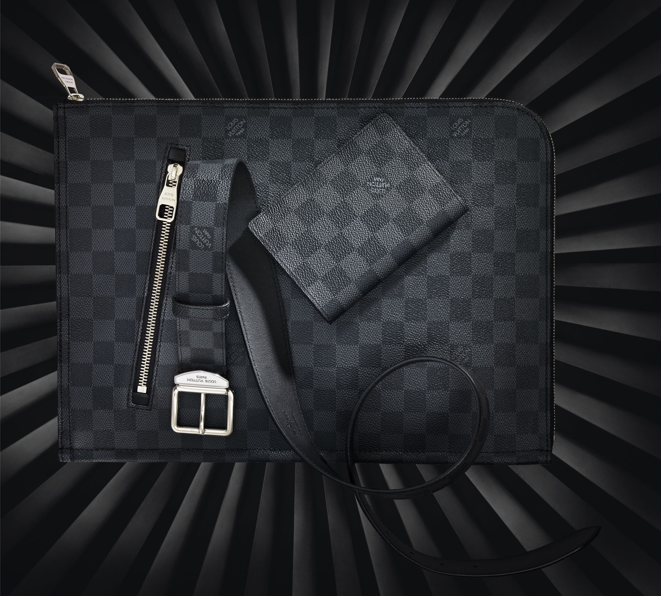 75dcf81d88a4 Luck is shining on the Louis Vuitton man this holiday season