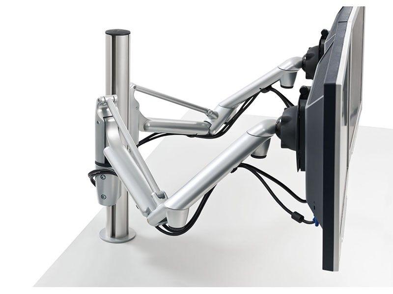 Novus Mehrplatzset Comfort Duo Doppelmonitorhalterung (220+0150+000)