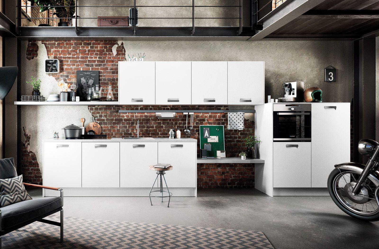 Küchenideen 2018 weiß classicart  häcker küchen  biała kuchnia  pinterest  häcker