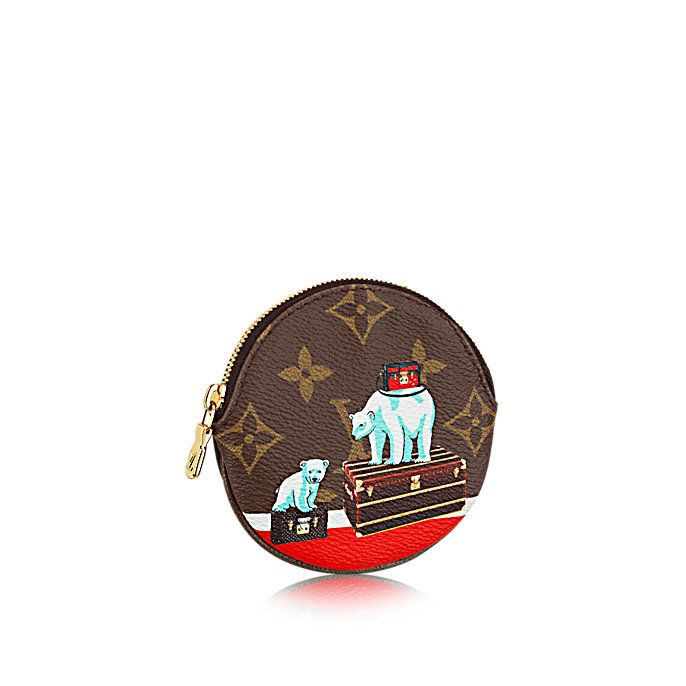 b5dda22e8b0a ROUND COIN PURSE Monogram Canvas in WOMEN s SMALL LEATHER GOODS WALLETS  collections by Louis Vuitton