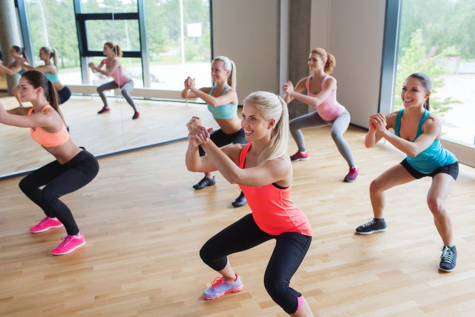 Easy-to-Follow Indoor Bootcamp for Beginners ‹ Hello Healthy
