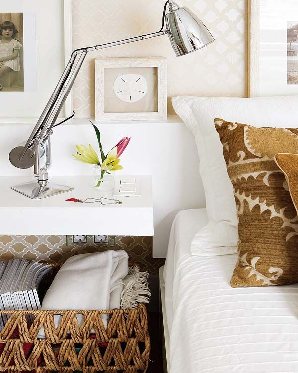 Nightstands For Small Spaces eight hundred sq. ft.'s small space of the weeks: home with one