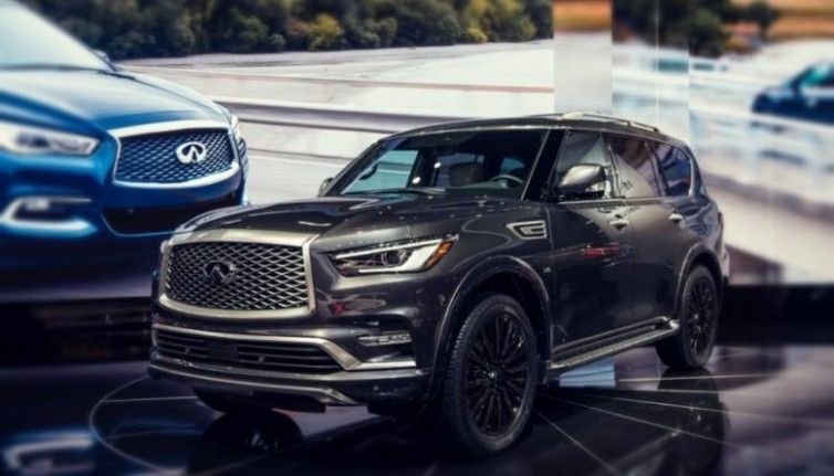 How You Can Attend 2021 Infiniti Qx80 Suv Design With Minimal Budget