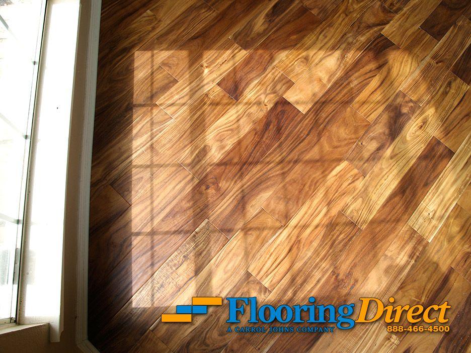 Residential Hardwood Flooring In Coppell Tx Shown Here