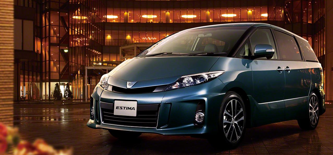 new car release in malaysia 20152015 Toyota Estima minivan is one of the best selling vehicle