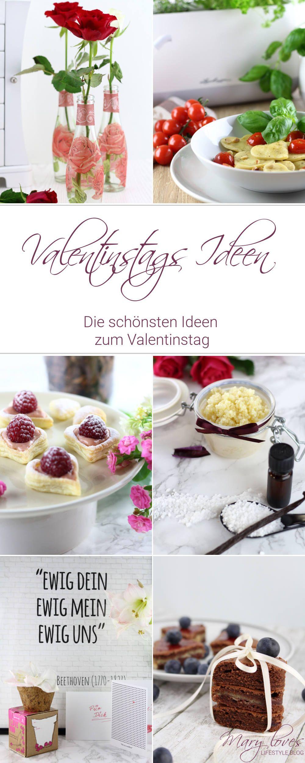 Die schönsten Valentinstags Ideen Mary Loves Lifestyleblog