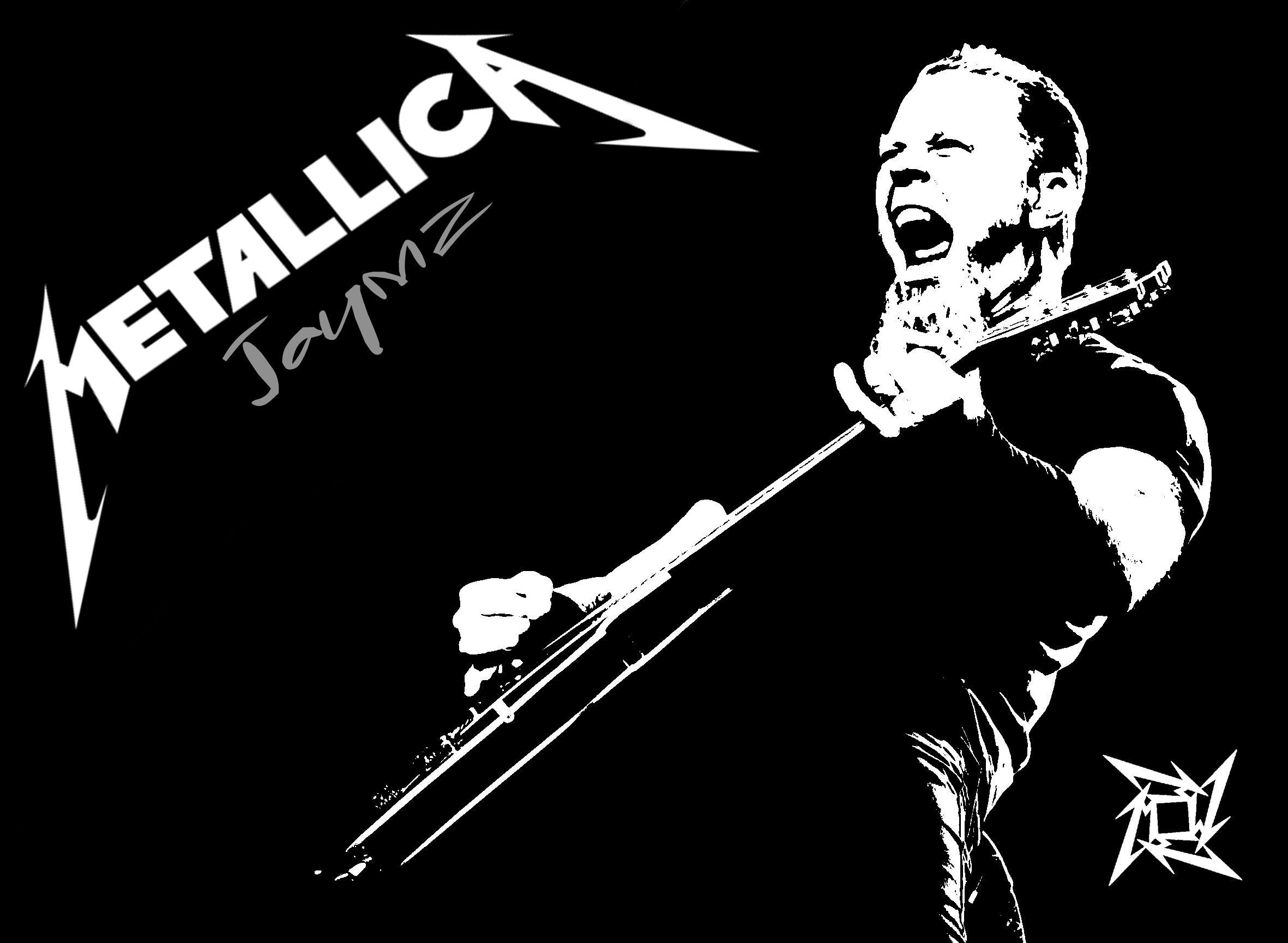 Metallica Logo Wallpapers Wallpaper Cave Легенды