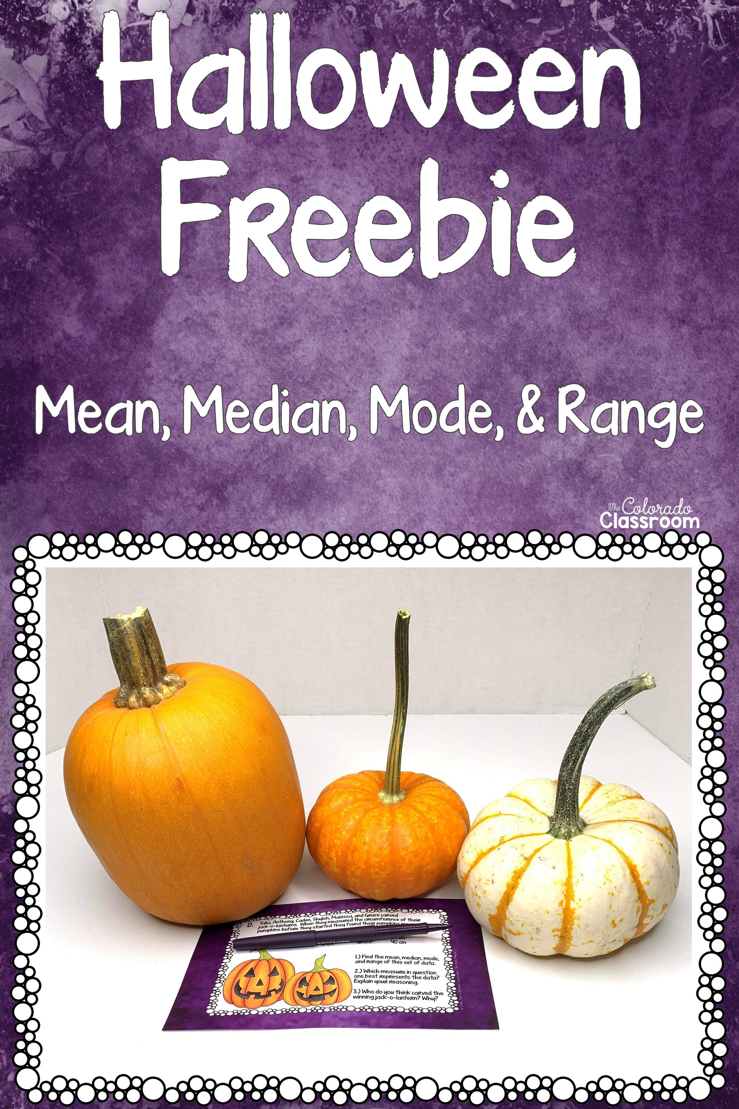 This Freebie For Halloween Is Sure To Have Your Kids